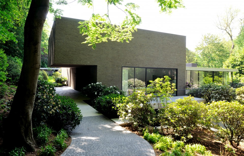 Residence D - Brussels in collaboration with Daphne Daskal - Photography: Didier Delmas